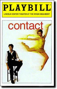 Playbill (the National Theatre Magazine) Volume 00, No. 5, May 2000: Contact (Lincoln Center Theater at the Vivian Beaumont)