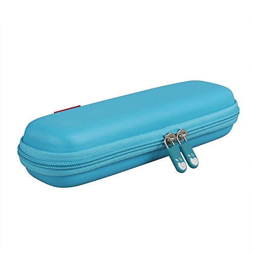 Hard EVA Travel Blue Case for Pedi Perfect Nail Care System Electronic Manicure Pedicure Tool by Hermitshell from Hermitshell