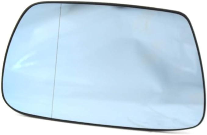 Bomcomi Blu Driver Lato Sinistro Esterno Auto riscaldata Cherokee Specchietto retrovisore Riscaldamento retrovisore Specchio di Vetro per Jeep Grand Cherokee 2005-2010
