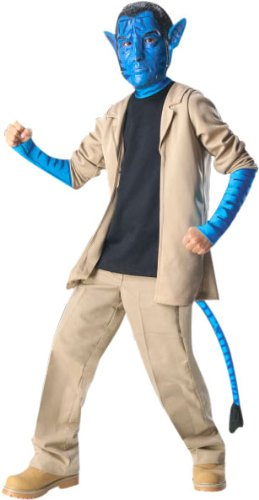 Deluxe Child Jake Sully Child Costume - -
