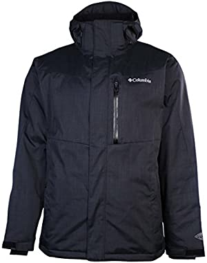 Men's Convert Omni-Heat Omni-Tech Jacket