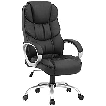 Enjoyable Ergonomic Office Chair Desk Chair Computer Chair With Lumbar Support Arms Executive Rolling Swivel Pu Leather Task Chair For Women Adults Black Inzonedesignstudio Interior Chair Design Inzonedesignstudiocom