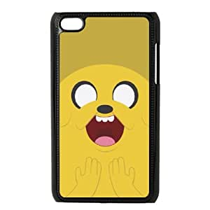 Jake The Dog iPod Touch 4 Case Black D4611520