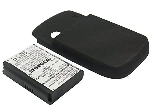 - VINTRONS 2000mAh Battery For HTC Touch P3050, Vogue 100 Extended with back cover,