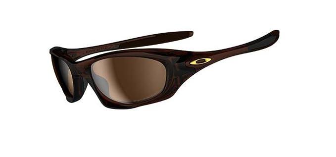 0fee072ed2c Oakley Mens Twenty OO9157-04 Polarized Oval Sunglasses