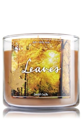 Bath Body Works LEAVES scented product image