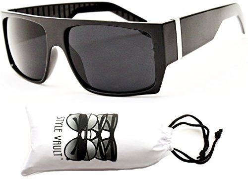 T033-vp Style Vault Gangster Thug Biker Sport Fashion Sunglasses (S1016V - Surfer Sunglasses
