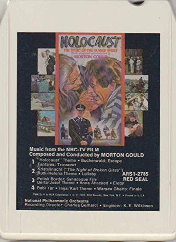 Morton Gould: Holocaust, The Story of the Family Weiss - Music from the Film 8 Track Tape