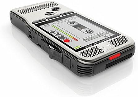 Philips Dpm7700 Starter Set Alte Version Bestehend Aus Diktiergerät Dpm7200 Und Wiedergabe Set Lfh7177 Bürobedarf Schreibwaren
