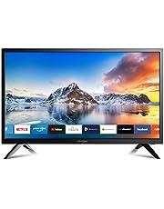 DYON Smart 24 XT 60 cm (24 inch) televisie (HD Smart TV, HD Triple Tuner (DVB-C/-S2/-T2), Prime Video, Netflix & HbbTV) [modeljaar 2020]
