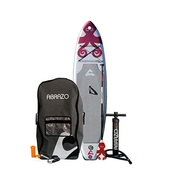 Abrazo Sports Paddle Board | Sub Boards
