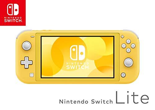 Nintendo Switch Lite - Yellow 4