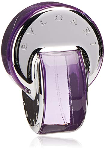 Bvlgari Omnia Amethyste for Women | Eau de Toilette | Created in 2006 by Alberto Morillas | Floral and Woody Scent | 65 mL / 2.2 fl oz