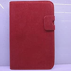 SOL Squirrel Lines Leather Case Cover for Galaxy Tab P3100 , 8