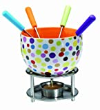 Mastrad Chocolate Fondue Set, Spots