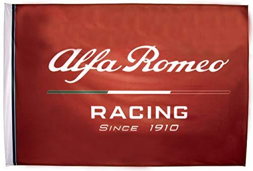 Alfa Romeo Racing F1 Flag ()