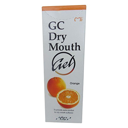 GC Dry Mouth Gel (Orange Flavor) 40G by GC