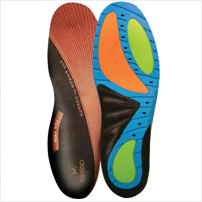 Aetrex Custom Select Men's Insoles - Low Arch ()
