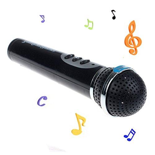 Vanvler Girls Boys Microphone Mic Karaoke Singing Kid Funny Musical Instrument Toy Gift