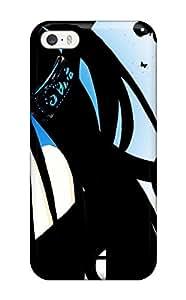 Leana Buky Zittlau's Shop animal ears blue lolita fashionoriginal Anime Pop Culture Hard Plastic iPhone 5/5s cases 7906911K497269028