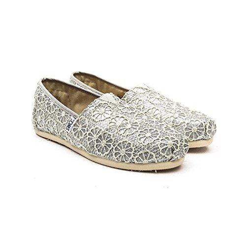 Pantofole Basse Classiche Da Uomo Alpargata Da Donna, Medio Neutro
