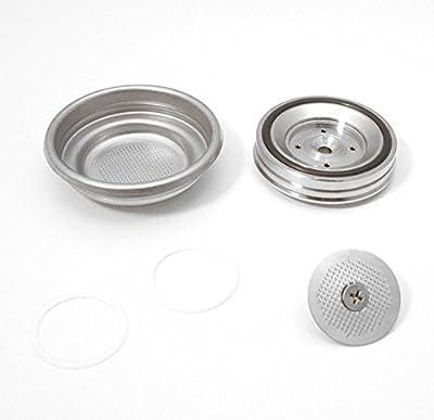 Rancilio Silvia Espresso Coffee Pod Kit | Adaptor - Conversion - Modification