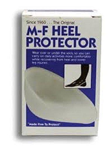 M-F Heel Cup Protector, 1 Dozen, Size Adult by Atlas Biomechanics