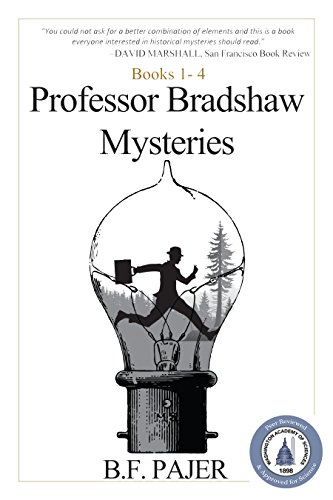 Professor Bradshaw Mysteries: Books 1-4