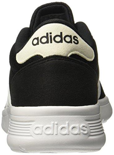 Adidas Herren Lite Racer Gymnastikschuhe Schwarz (nucleo Nero / Ftwr Bianco / Ftwr Bianco Nucleo Nero / Ftwr Bianco / Ftwr Bianco)