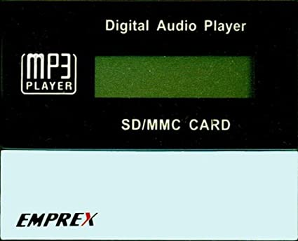 EMPREX MP3 PLAYER WINDOWS 8 DRIVER