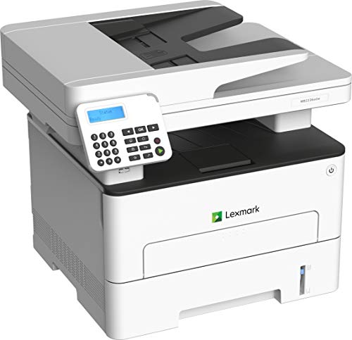 Lexmark MB2236adw Multifunction Laser Printer, Monochrome, Wireless Networking with Duplex Printing (18M0400) by Lexmark (Image #4)