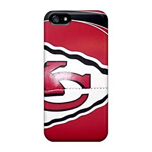 Hot Style Protective For HTC One M8 Phone Case Cover (kansas City Chiefs)