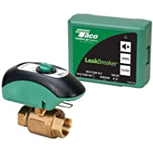 "Taco LB-075-H-1LF LeakBreaker 3/4"" NPT Water Heater Shut-Off Valve & Actuator"
