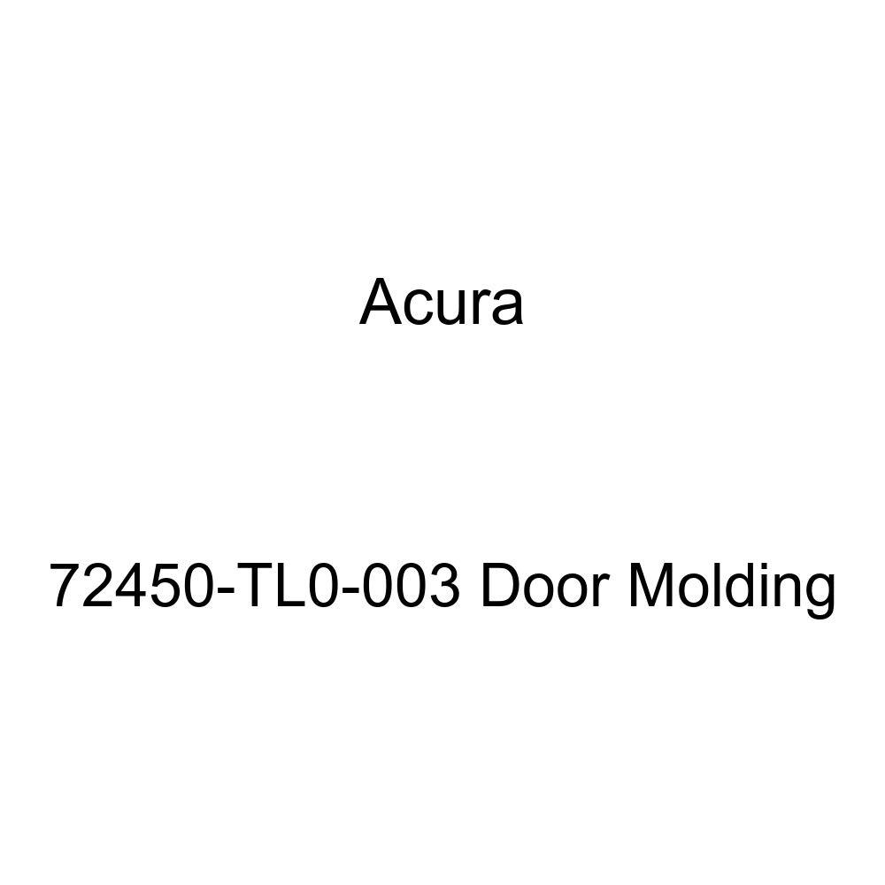Genuine Acura 72450-TL0-003 Door Molding