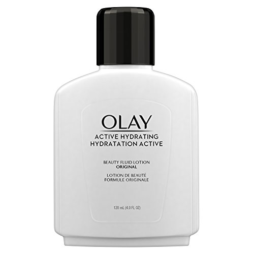 Hydrating Face Fluid (OLAY Active Hydrating Beauty Fluid Original 4 oz)
