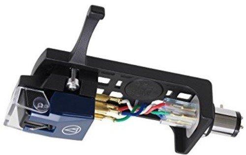 Series Cartridge Rpm 78 (Audio-Technica VM520EB/H Turntable Headshell/Cartridge Combo Kit)