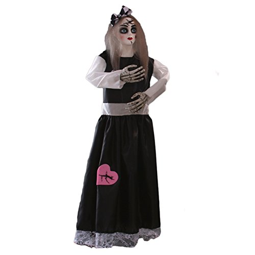 36 Inch Scary Hanging Doll (Broken -