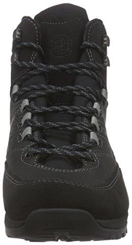 Hanwag Jaur GTX, Men's Walking and Hiking Boots Black - Schwarz (Schwarz 12)