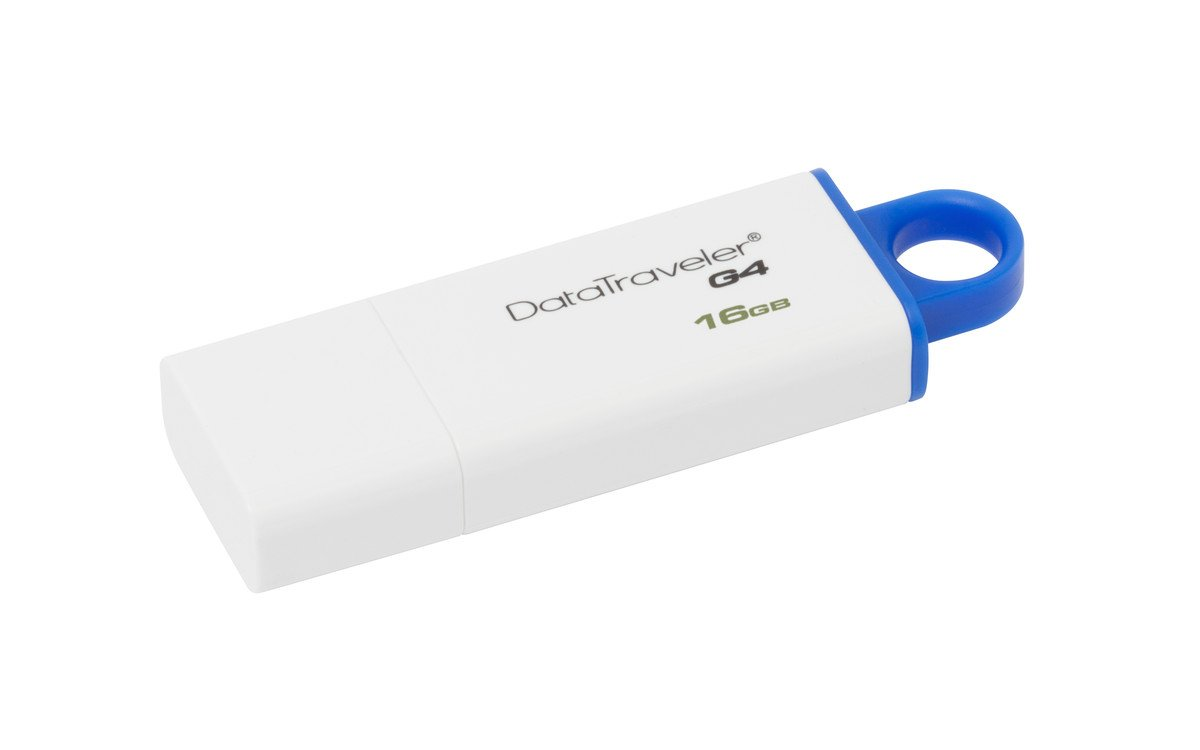Kingston Digital 16gb Data Traveler 30 Usb Flash Drive Disc Toshiba 16 Gb Blue Dtig4 Computers Accessories