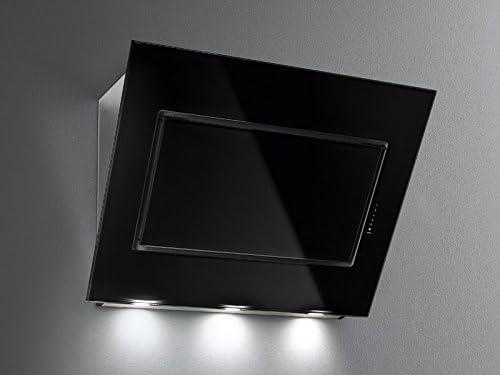 Falmec Design Campana extractora Mural Quasar-Negro-Mural 90cm: Amazon.es: Hogar