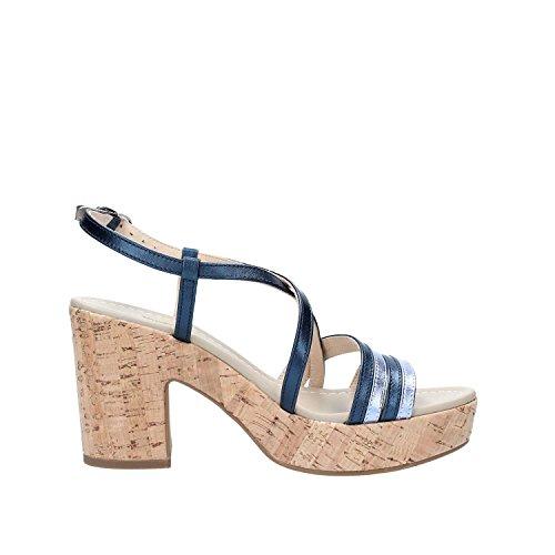 Nero Sandali Blu Donna P805695d Giardini qrwqY8Bx
