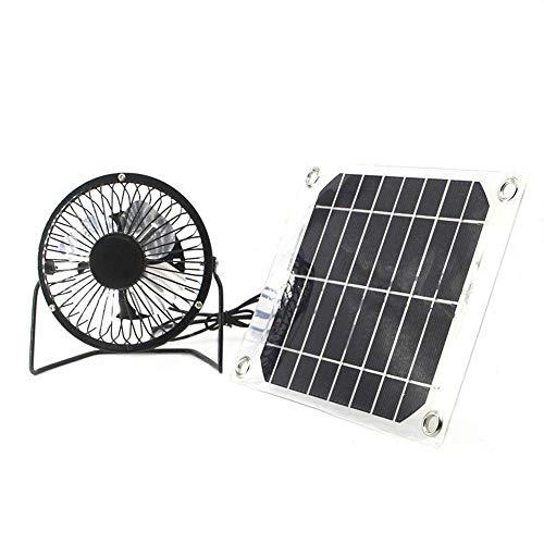 Solar fan 5W 4