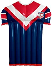 Sydney Roosters NRL Inflatable Pool Lilo Air Mat Float Lounge