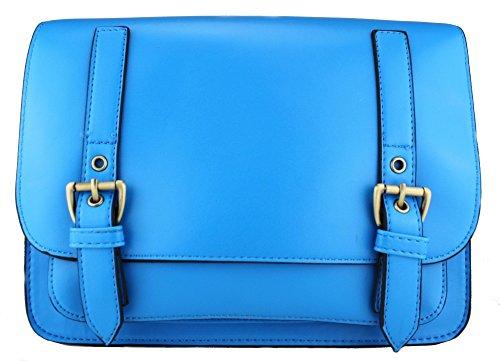 Bags & Purses - Bolso cruzados para mujer - Plain Blue