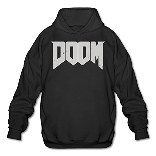 Doom John Carmack Men Hoodies Sweatshirts Pullover Cool Hoodies