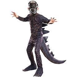 Rubies Godzilla Niño Disfraz, Un solo color, Mediano