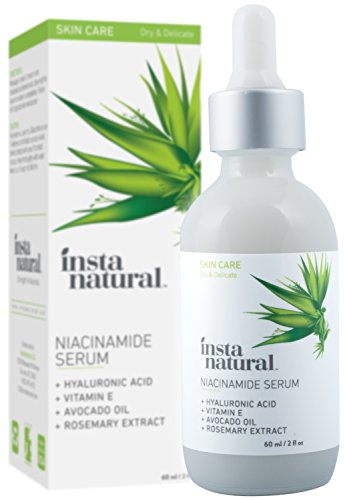 Niacinamide 5% Face Serum - Vitamin B3 Anti Aging Skin Moist