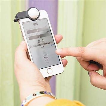 Luxi For All Smartphone Lichtmessgerät Für Kamera