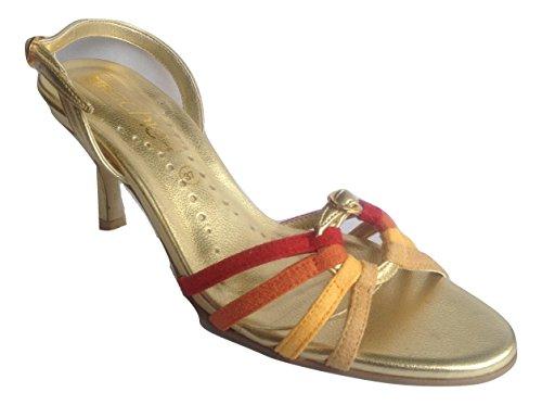 STREET CHIC Zapatos de Tacón Mujer, Color Negro, Talla 41 EU
