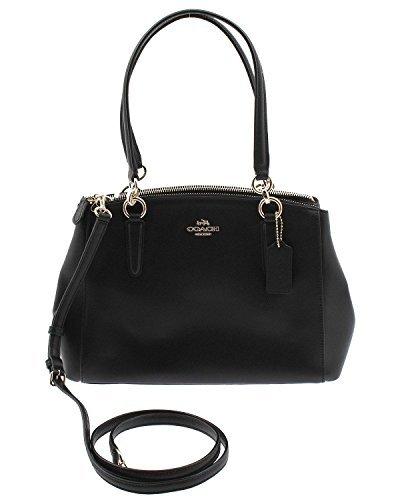 Black Coach Handbag - 3